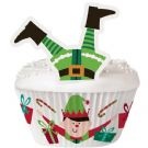 Elf Cupcake Decorating Kit
